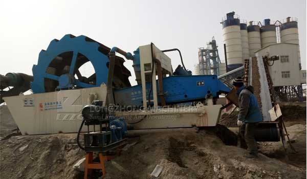 sand_washing_plant_manufacture