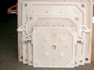 PP filter plate used in filter press