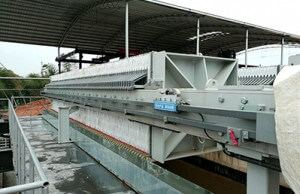 Reliable filter press, Dryer filter cake