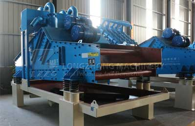 sand recycling plant manufacturer lzzg