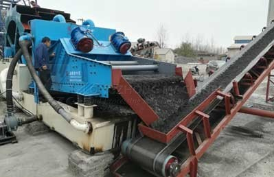 LZ Sand Washing and Recycling Machine, Sand Washing Plant