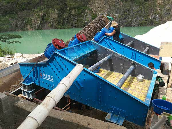 dewatering_machine
