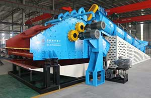 Spiral-sand-washing-and-recycling-machine