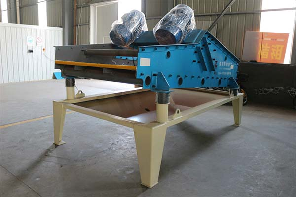 LZZG dewatering screen