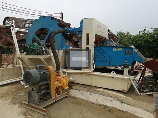 LZ Sand Washing and Recycling Machine