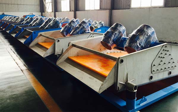 polyurethane dewatering screen