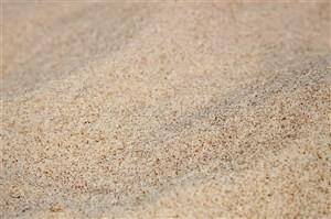 washed sea sand