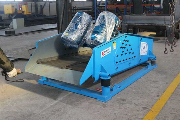 lz linear vibrating screen