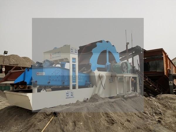 sand washing plant-lzzg