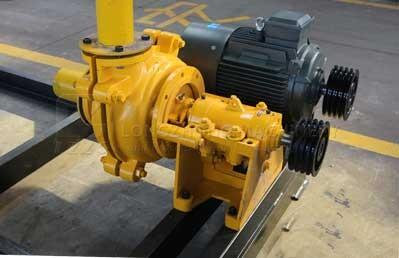 petroleum solids control system