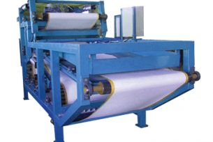 sludge treatment belt filter press