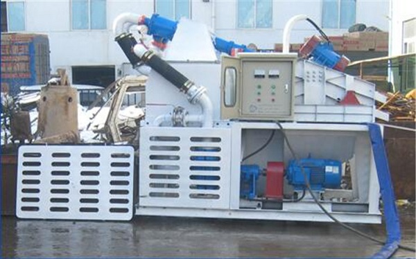 Mud purification and recovery unit supplier