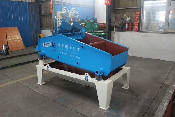 mud vibrating screen, shale shaker
