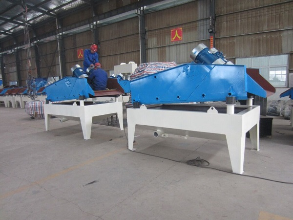 Tailings Dewatering Screen - LZZG