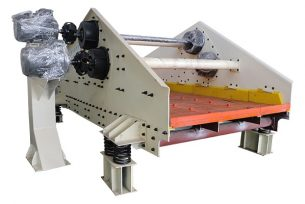 linear motion drying shaker