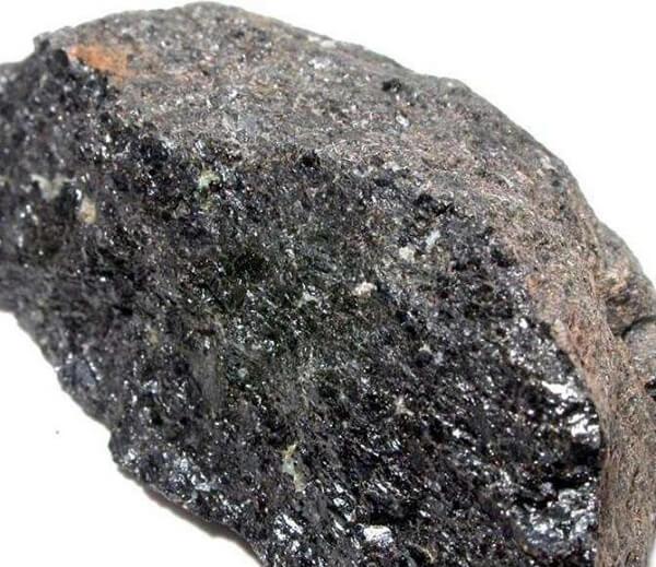 magnetite ore
