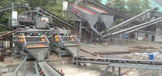 ore wash plant - lzzg