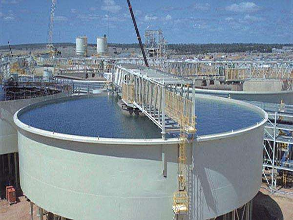 High-efficiency Thickener Exterior