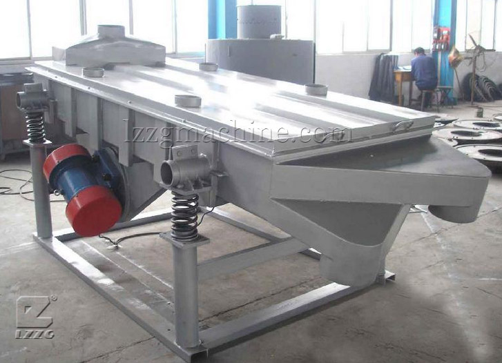 linear sieving machine