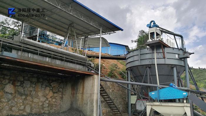 wastewater thickening tank - lzzg