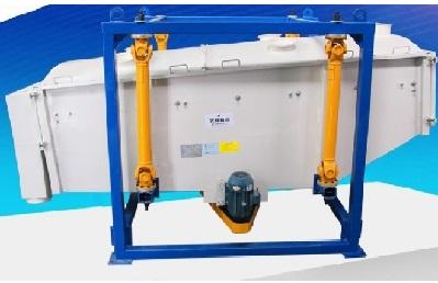 swing screen for frac sand separating