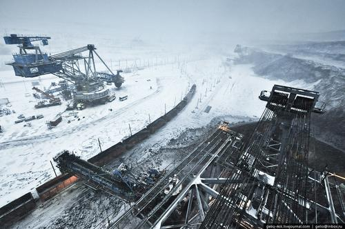 Kazakhstan coal mine