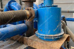 hydrocyclone sand separator