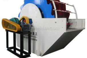 bucket type sand washing machine