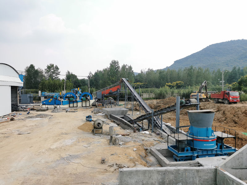 fine sand making equipment