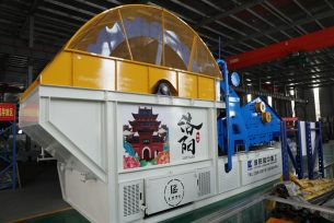 lz150 sand washing machine
